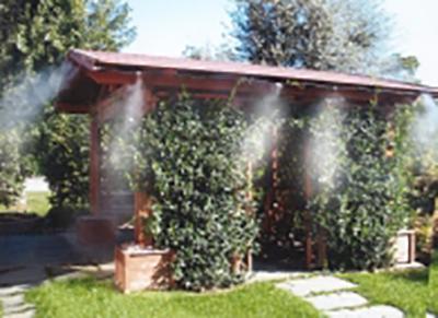 АКВАМАТ 2000 напоителни системи за градини и паркове