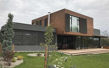 Енергийно ефективни сглобяеми къщи