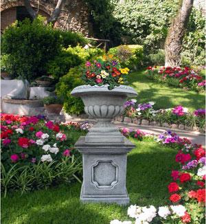 ДЕКОР ГАРДЕН декоративни градински елементи