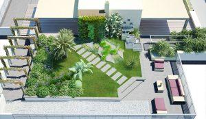 Създаването на красива градина е творчески процес