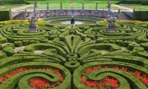 Френска градина