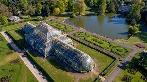 Кралска ботаническа градина Kew Gardens, оранжерия