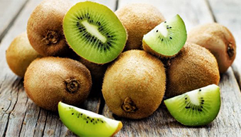 Киви, актинидия плодове